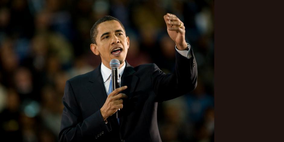 Kunnen spreken als Obama: drie tips van een expert